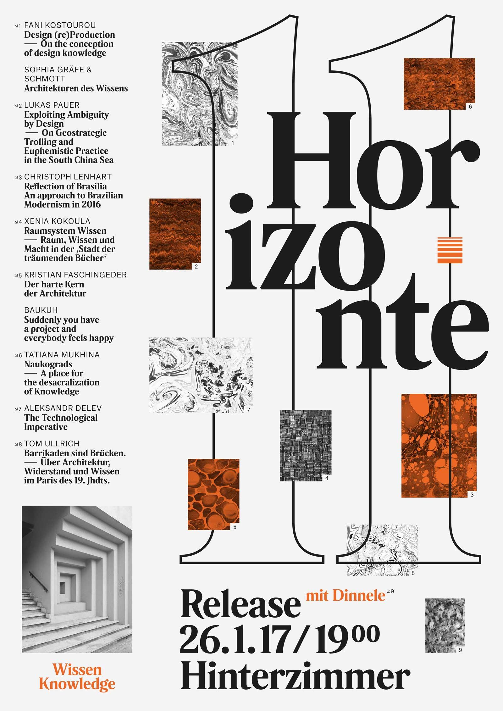 Release Horizonte 11